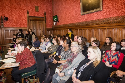 Image of APPG for Women in Transport meeting