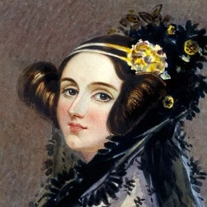 portrait of Ada Lovelace - women in STEM