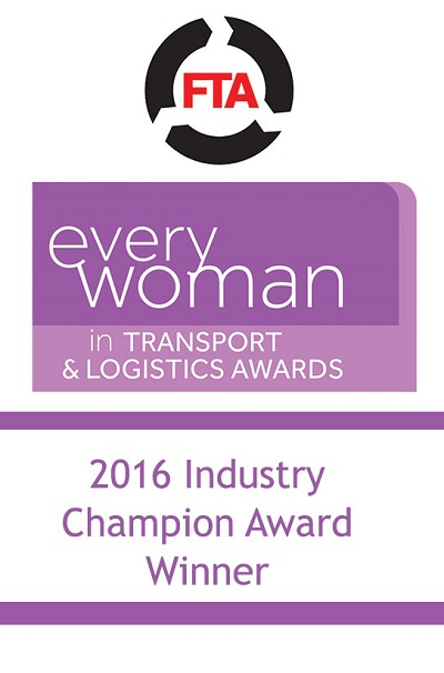 everywoman industry champion logo