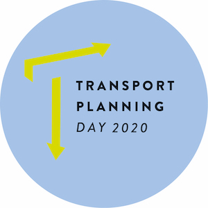 Transport planning day logo 2020