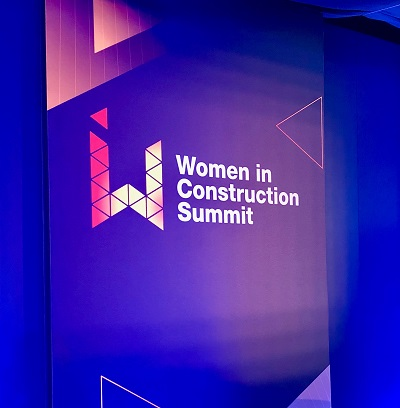 Women in Construction summit logo